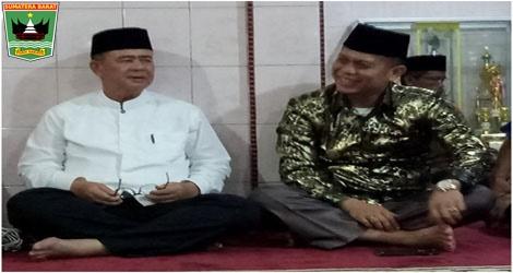 Wagub Nasrul Abit : Memperceoat Pembangunan Jalan Membuka Akses Kesejahteraan Masyarakat Kabupaten / Kota, Dari Daerah Terisolir.