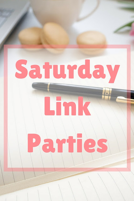 Saturday link parties