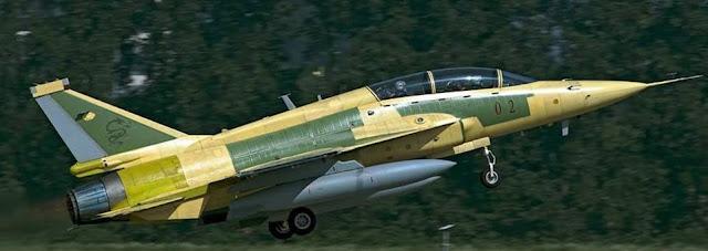 باكستان والصين يطلقان مشروع النسخه مزدوجه المقعد JF-17B Jf17B%2B2nd%2Bprototype