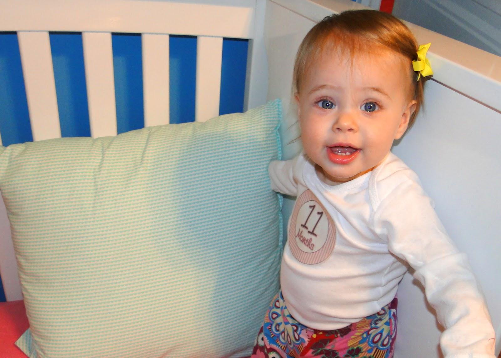 Brittlynn ~ 11 Months Old!