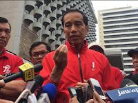 Presiden Jokowi Tak Tegas Menyikapi Terbaliknya Warna Bendera Indonesia di Sea Games 2017