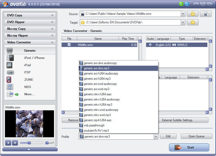 dvdfab video converter keygen
