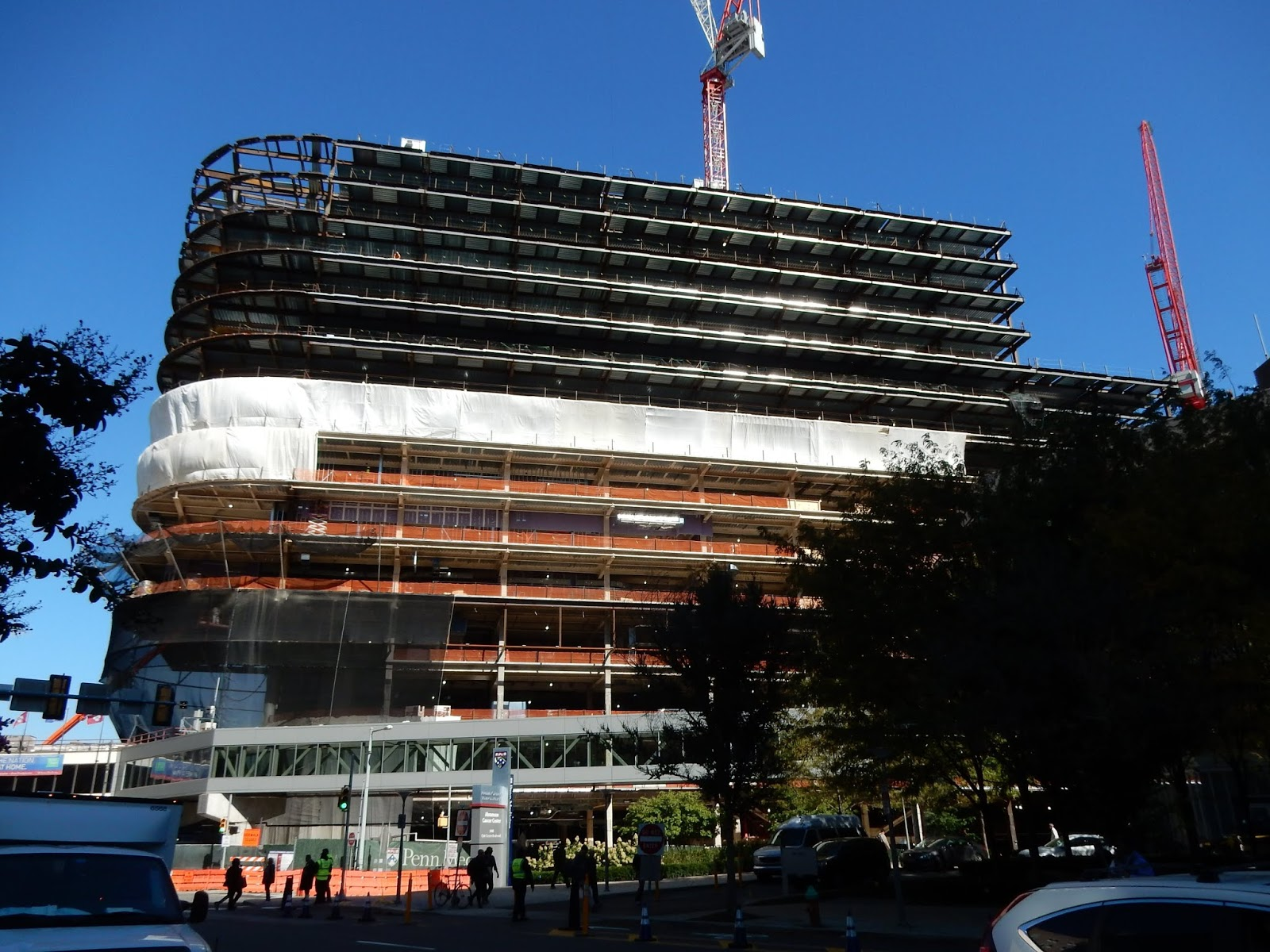 Urbanism vs Modernism: October 2018