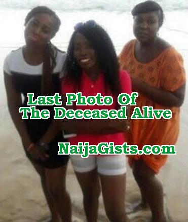 unilag postgraduate student drowns selfie elegushi beach