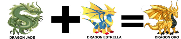 como sacar el dragon oro en dragon city combinacion 1