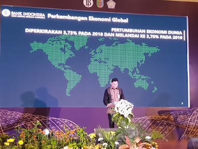 Perekonomian Lampung Tahun 2019 Diperkirakan Menguat Dibanding Tahun 2018