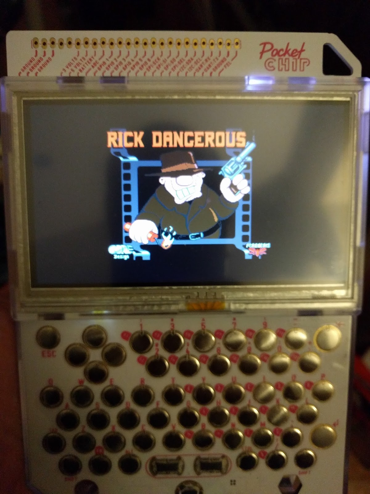 Indie Retro News: PocketCHIP Hardware Review - The perfect handheld