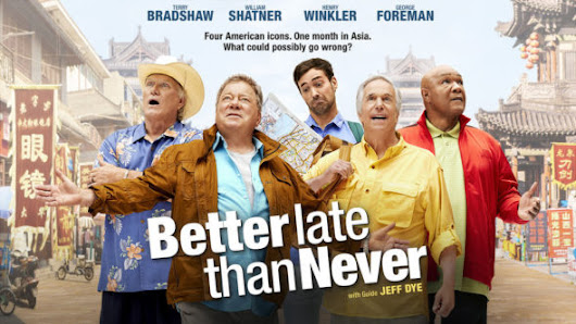 """Better Late Than Never"" Season 1, Episode 4: Watch the Finale Online"