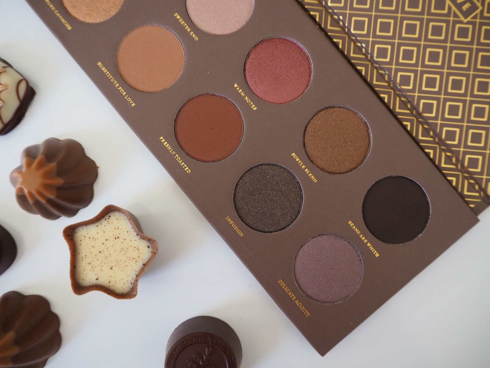 Zoeva Cocoa Blend eyeshadow palette review