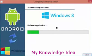 Install windows on Android - My Knowledge Idea