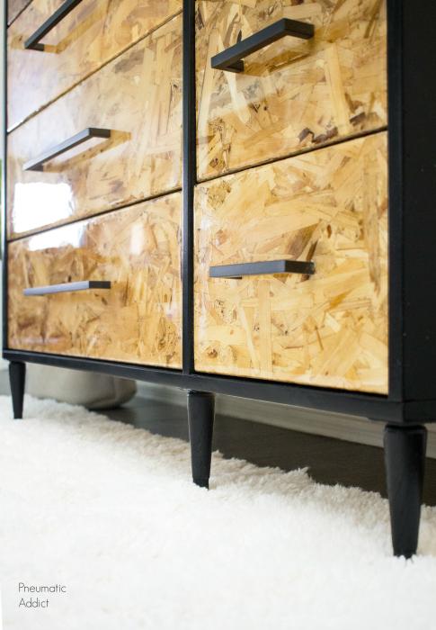 How To Build A Modern 8 Drawer Dresser Pneumatic Addict