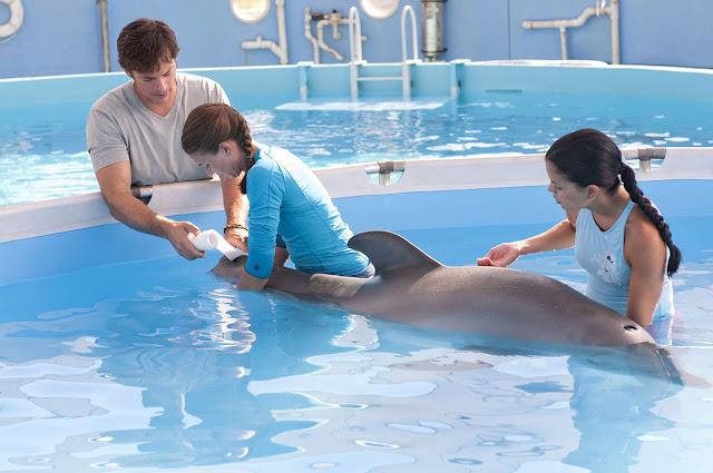 Fotograma: La gran aventura de Winter el delfín (2011)