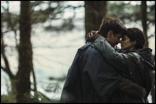 Colin Farrell y Rachel Weisz en Langosta (Yorgos Lanthimos, 2015)