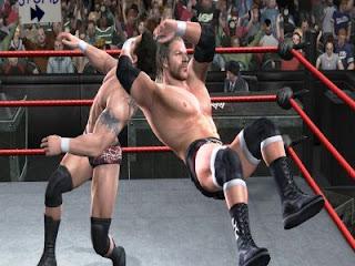 WWE Smackdown Vs Raw 2008 Game Setup