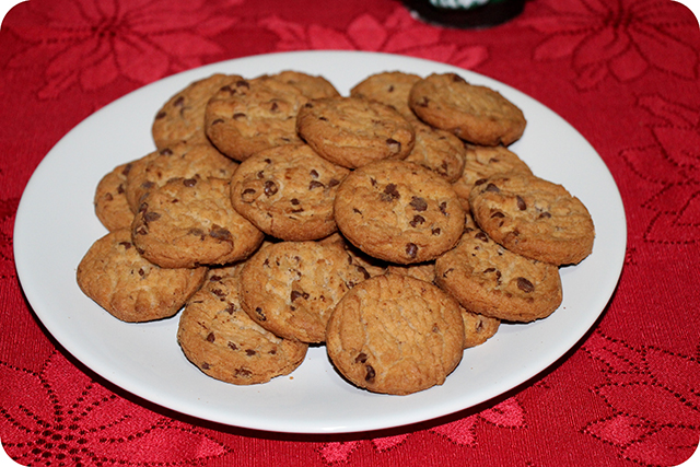 Decoração da Mesa : Festa de Natal : Cookies Tradicionais da Bauducco