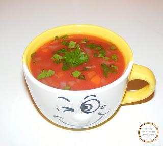 Supa de rosii dietetica retete culinare,