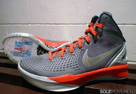 super popular 59dc8 e80c4 Here is new images via Sole Movement of the Nike Zoom Hyperdunk 2011  Supreme - The Blake Show PE Sneaker, What do you think of these