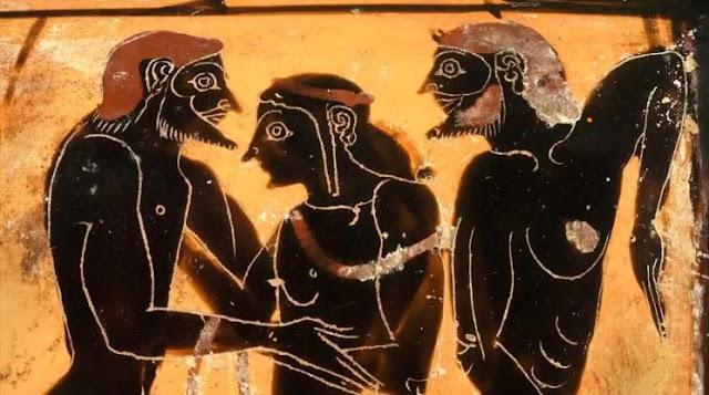 Έτσι έβριζαν στην Αρχαία Ελλάδα