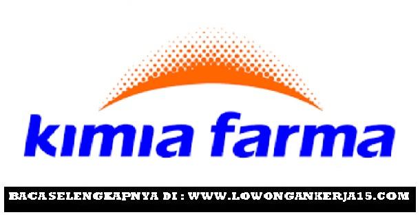 Lowongan Kerja PT Kimia Farma (Persero) Minimal D3 S1 Sampai 11 Mei 2019