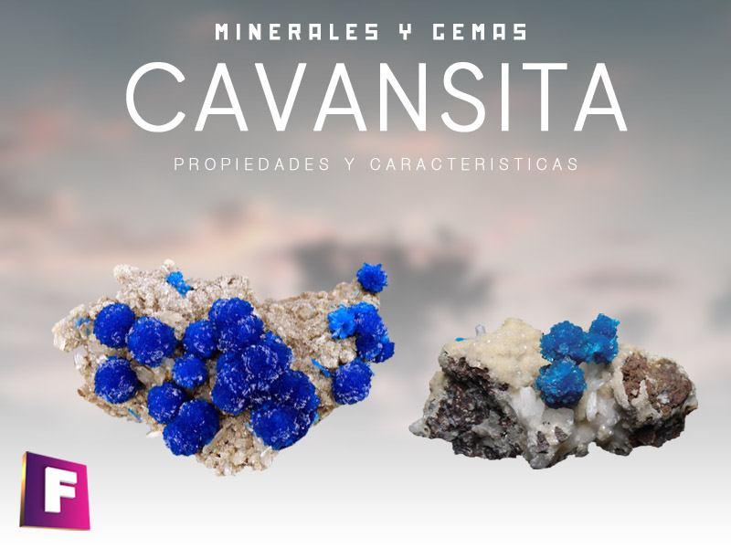 cavansita propiedades y caracteristicas | foro de minerales
