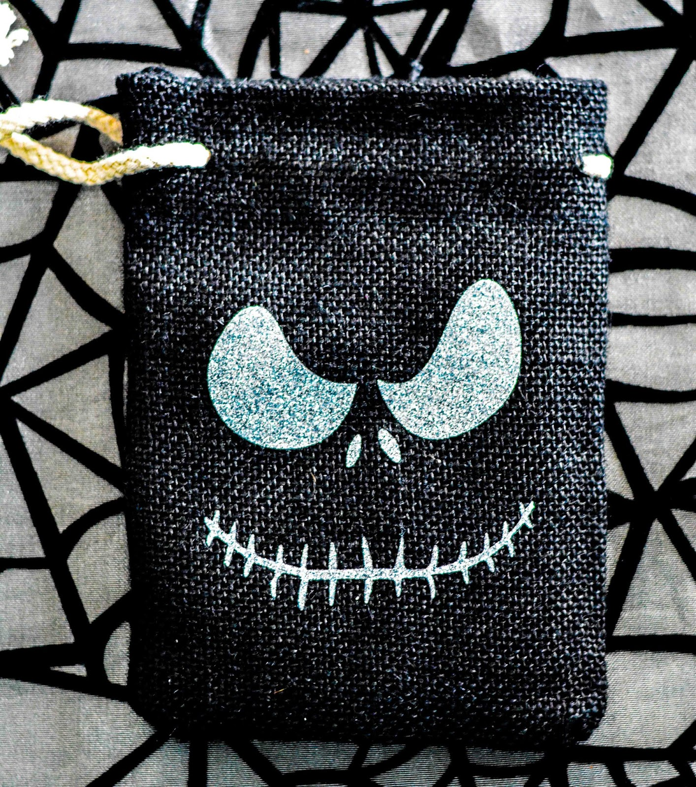 Jack Skellington Treat Bag