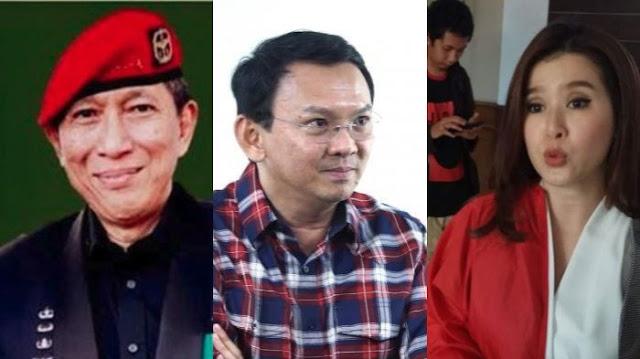Isu Perselingkuhan Grace Natalie dengan Ahok, Suryo Prabowo: Dua-duanya Hanya Ingin Beken
