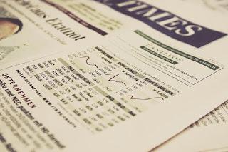 financial newpaper