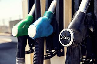 posto de diesel