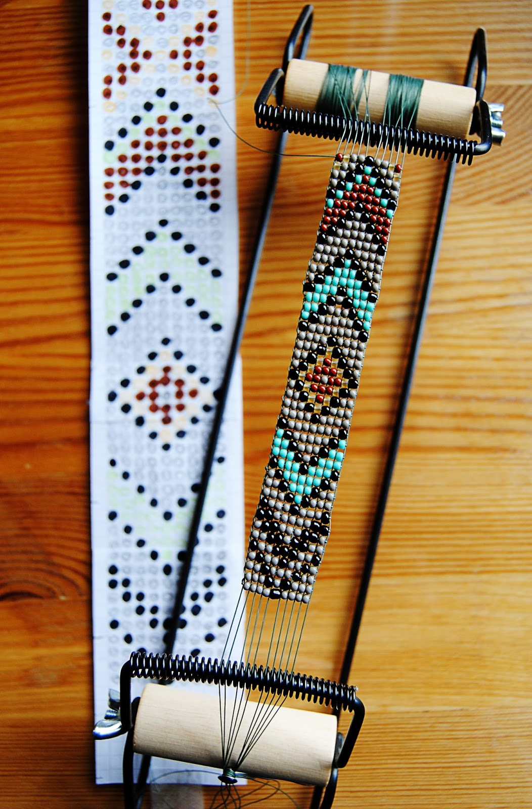 Diy Native American Belt Part I Motte