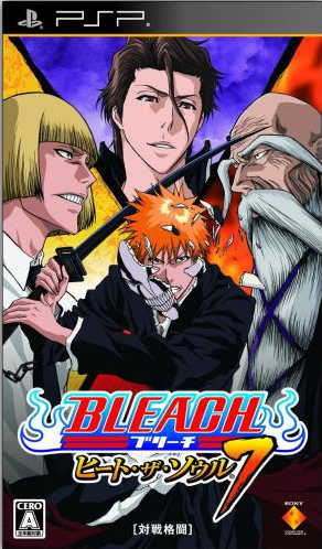 Bleach – Heat The Soul 7 (Japan) Iso Ppsspp For Android