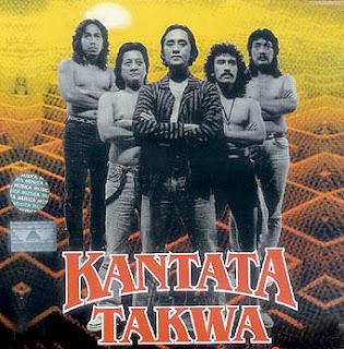 Iwan Fals - Album Kantata Takwa (1990)