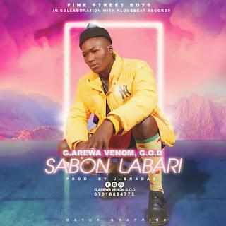 Now Out: G.O.D - Sabon Labari