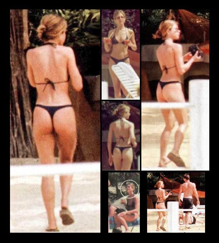 Jennifer aniston thong