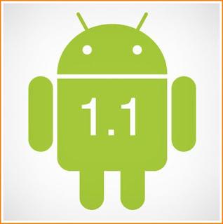 Gambar logo Android 1.1