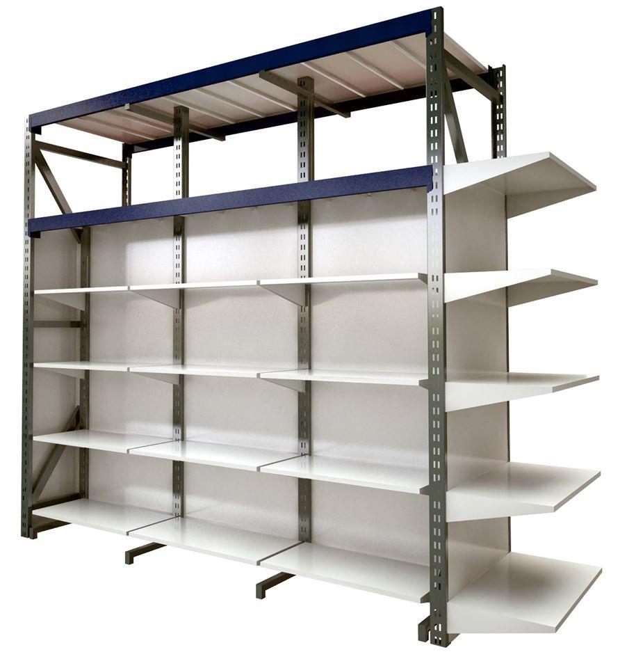 Estantes estanteria anaqueles repisas entrepa os - Madera para estantes ...