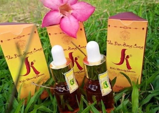Serum thảo dược Hoàng Cung Kiều Beauty Queen 10ml