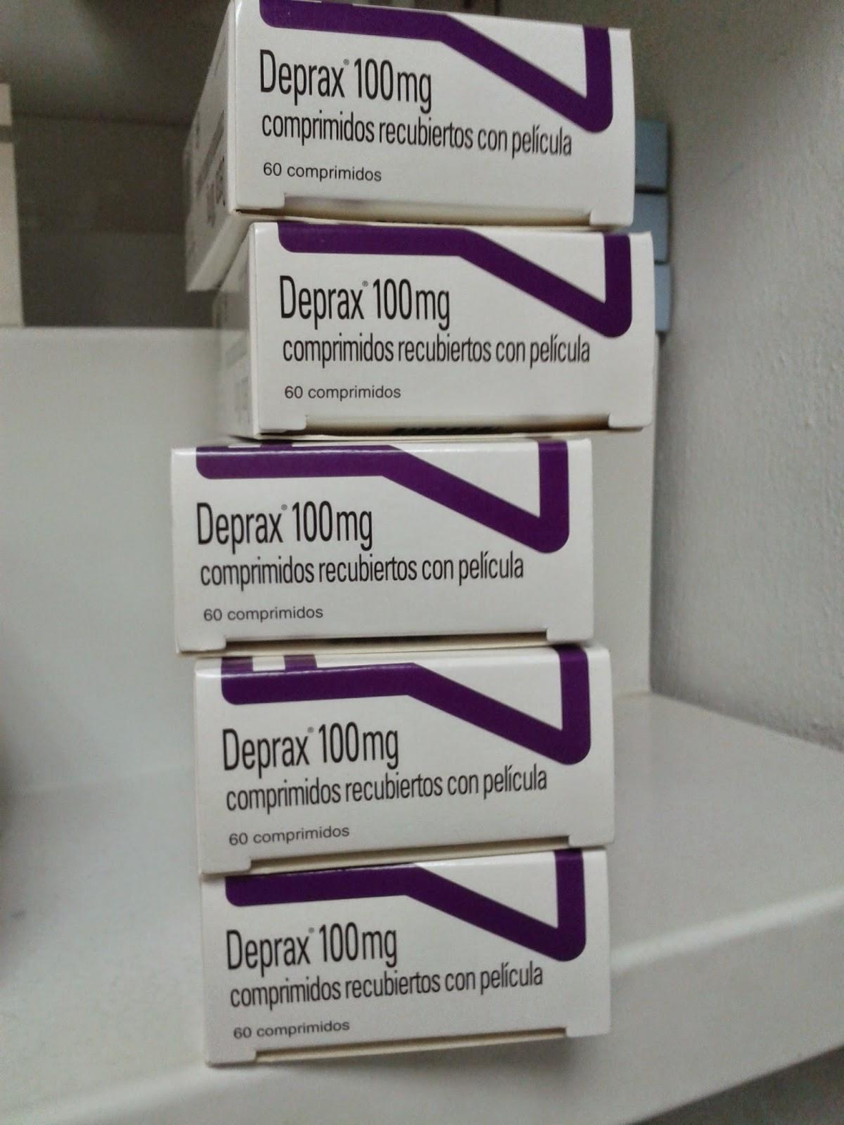 Deprax und Gewichtsverlust