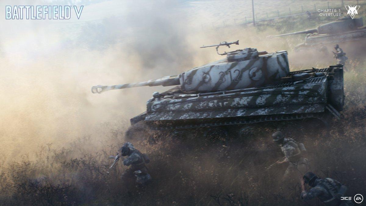 Battlefield V: Novo update corrige bug do avistamento e