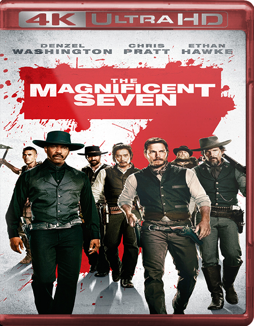 The Magnificent Seven [2016] [UHD] [2160p] [Latino – Castellano]