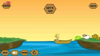 Tải game Qua Sông IQ mod