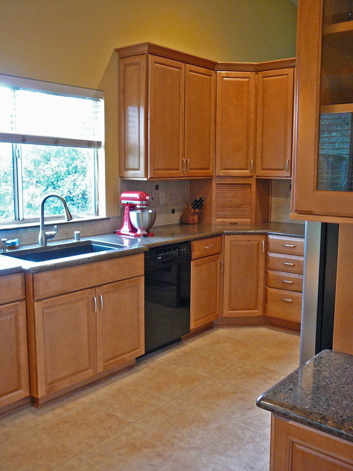 title | Corner Kitchen Cabinet