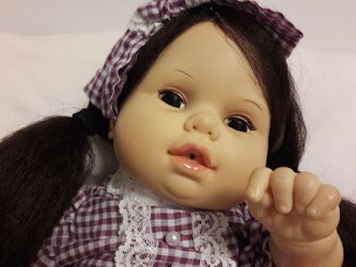 boneca Cheirinho prontinha