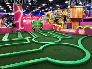 【室內放電】油塘 | J-plus 大型遊樂場「糖果屋-彈跳迷宮」
