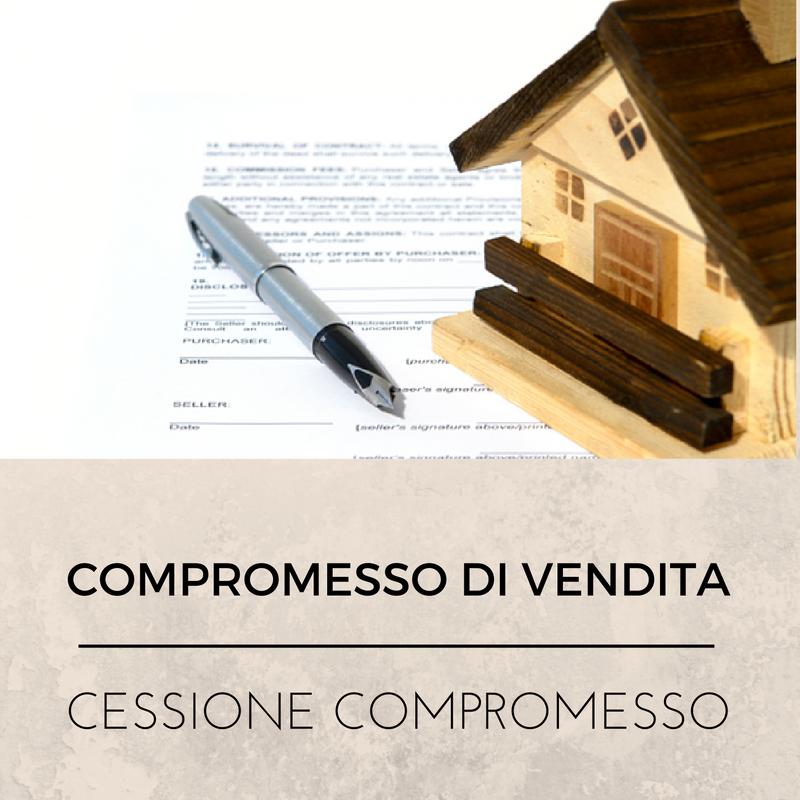Relax immobiliare il primo blog per aspiranti investitori for Compromesso di vendita