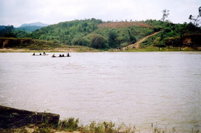 Đôi nét về dòng sông Đăkbla Kontum