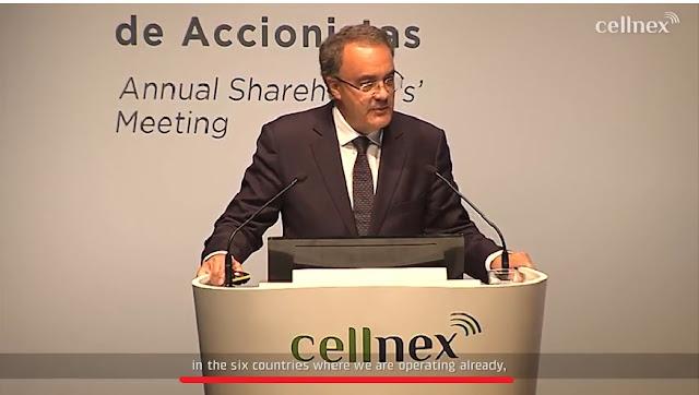 Video de cellnex con subtitulados en ingles