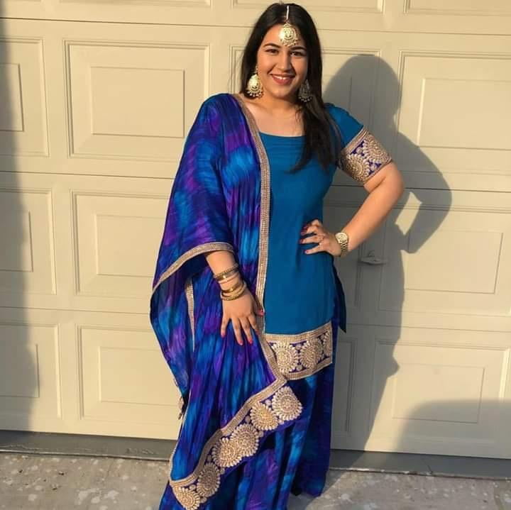 Krazy Fashion Rocks Top 20 Latest Punjabi Suit Punjabi Suit Designs Punjabi Suits 2019 Latest Punjabi Suits Fashion