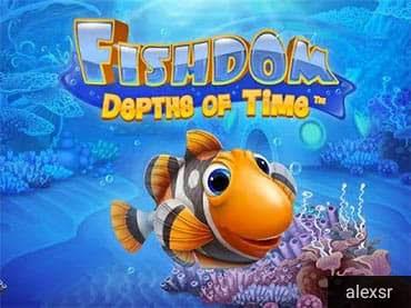 تحميل لعبة Fishdom Depths of Time برابط مباشر للكومبيوتر