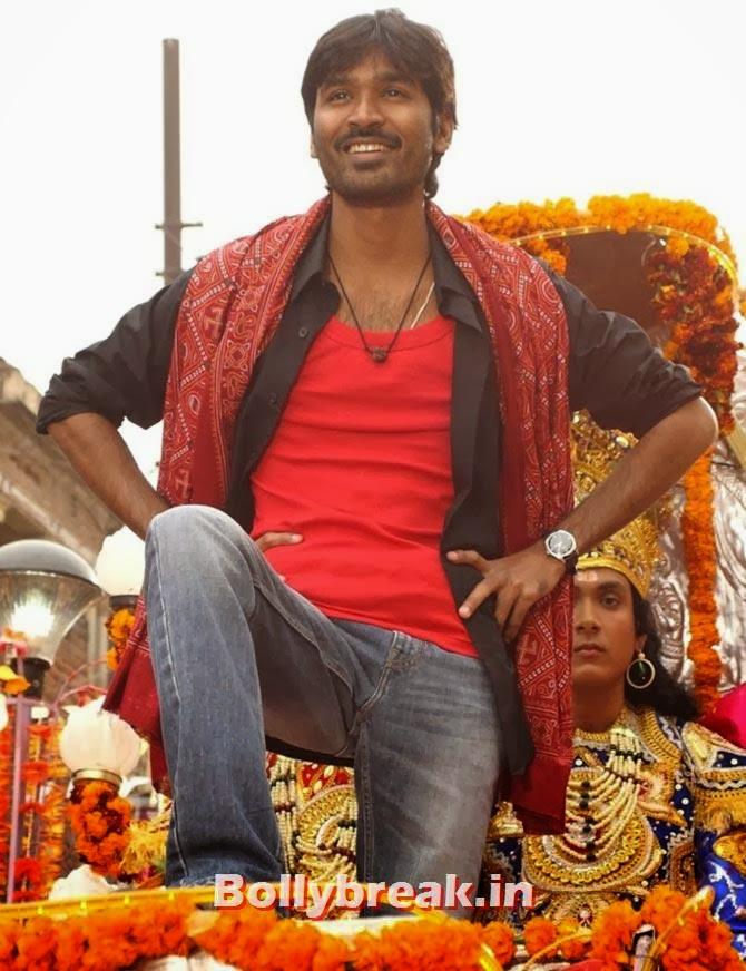 Dhanush in Raanjhanaa, The Top 10 Bollywood performances of 2013