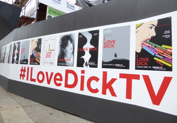 I Love Dick TV posters